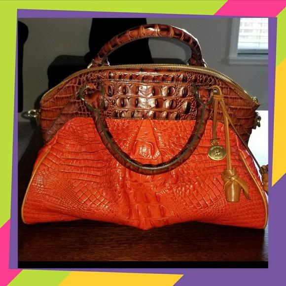 48a82996c9e120 Bags | Brahmin Purse | Poshmark